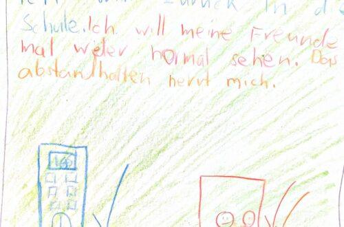 Mathilda - 10 Jahre - Sachsenhausen