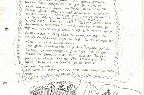 Lotta - 7 Jahre - Sachsenhausen